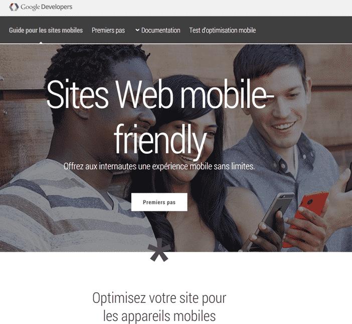 Le mobile, dans la ligne de mire du SEO 2015